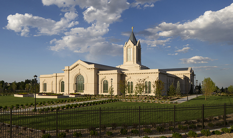 Fort Collins Colorado Temple